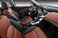 2011 Chevrolet Cruze interior
