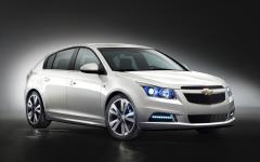 2012 Chevrolet Cruze Photo 1