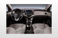 2013 Chevrolet Cruze interior
