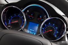 2014 Chevrolet Cruze interior