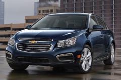 2015 Chevrolet Cruze exterior