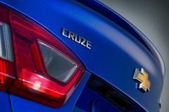 2016 Chevrolet Cruze exterior