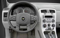 2006 Chevrolet Equinox interior
