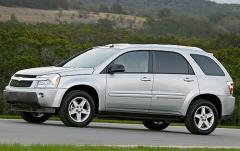 2007 Chevrolet Equinox Photo 4