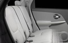 2007 Chevrolet Equinox interior