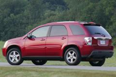 2007 Chevrolet Equinox exterior