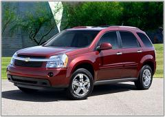 2009 Chevrolet Equinox Photo 1