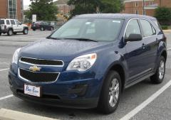 2009 Chevrolet Equinox Photo 8