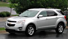 2010 Chevrolet Equinox Photo 1