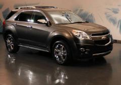 2012 Chevrolet Equinox Photo 7
