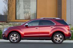 2012 Chevrolet Equinox exterior