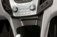 2012 Chevrolet Equinox interior