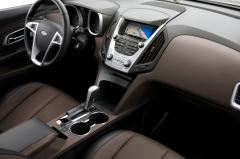 2015 Chevrolet Equinox interior