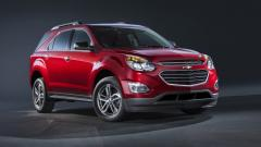 2016 Chevrolet Equinox Photo 1