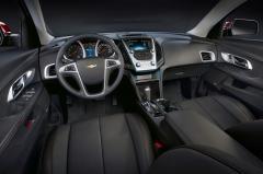 2016 Chevrolet Equinox LS 2WD interior