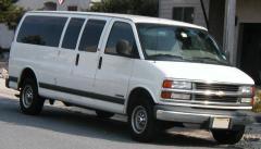 1997 Chevrolet Express Photo 1
