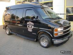 1998 Chevrolet Express Photo 4