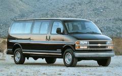1998 Chevrolet Express Photo 1