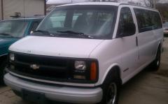 1998 Chevrolet Express Photo 5