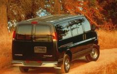 1998 Chevrolet Express exterior