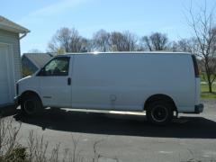 1999 Chevrolet Express Photo 6