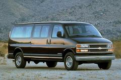 2000 Chevrolet Express Photo 1