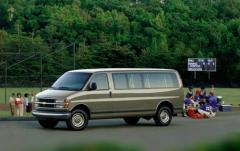 2000 Chevrolet Express exterior