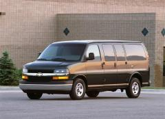 2001 Chevrolet Express Photo 3