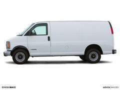 2001 Chevrolet Express Photo 4
