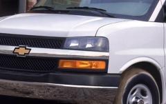 2003 Chevrolet Express exterior