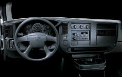 2006 Chevrolet Express interior