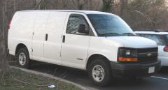 2006 Chevrolet Express Photo 3