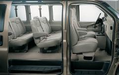 2007 Chevrolet Express interior