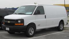 2009 Chevrolet Express Photo 1