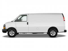 2009 Chevrolet Express Photo 7