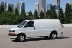 2010 Chevrolet Express Photo 6