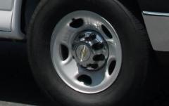2011 Chevrolet Express exterior