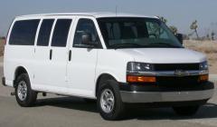 2011 Chevrolet Express Photo 1