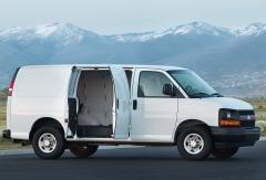 2011 Chevrolet Express Photo 4