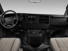 2012 Chevrolet Express Photo 2