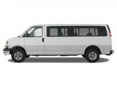 2012 Chevrolet Express Photo 7