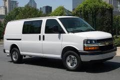 2013 Chevrolet Express exterior