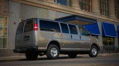 2013 Chevrolet Express Photo 3