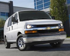 2014 Chevrolet Express Photo 7