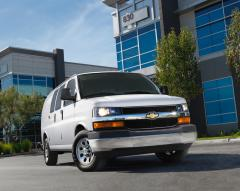 2014 Chevrolet Express Photo 8
