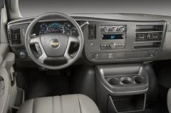 2015 Chevrolet Express interior