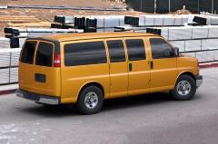 2017 Chevrolet Express exterior