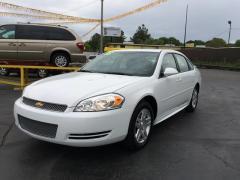 2015 Chevrolet Impala Limited Photo 1