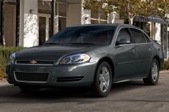 2016 Chevrolet Impala Limited exterior