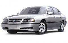 2000 Chevrolet Impala exterior